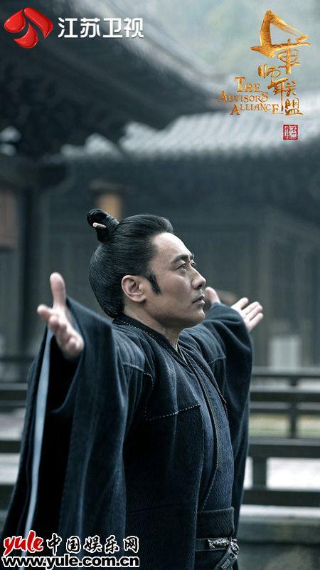 吴秀波李晨军师联盟从相爱到相杀李晨男男CP比男女对手戏更有看点
